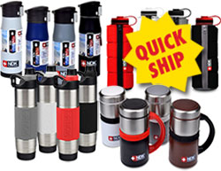 Vacuum Bottles, Mugs and Tumblers