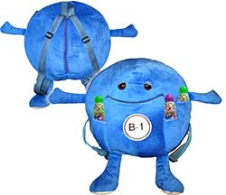 Bingo Backpack