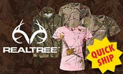 Realtree Camo Tees & Sweats