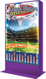 Big Game Box - Grand Slam Giveaway