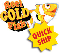 REEL GOLD FISH