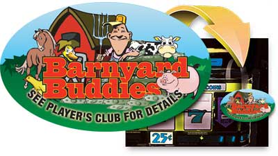 barnyard Buddy slot Wobbler