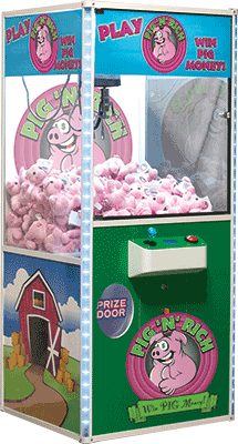 pig Claw machine