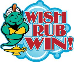 wish rub win